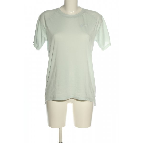 Nike T-Shirt hellgrau Casual-Look