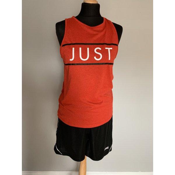 Nike Top mit Schriftzug
