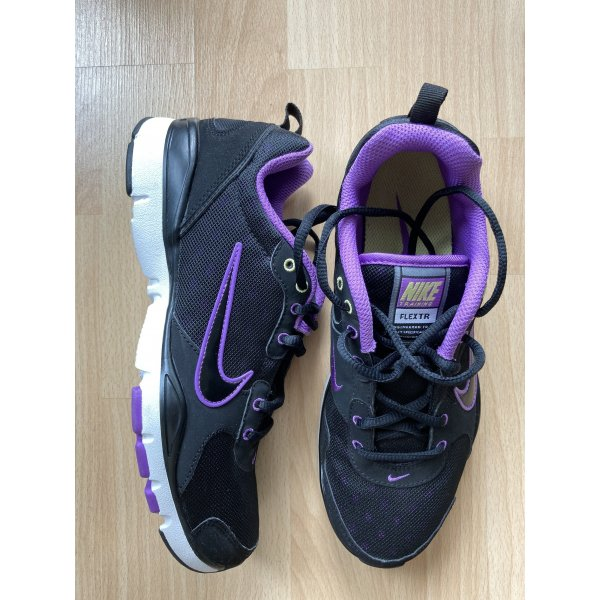 Nike, Trainingsschuhe, Schwarz