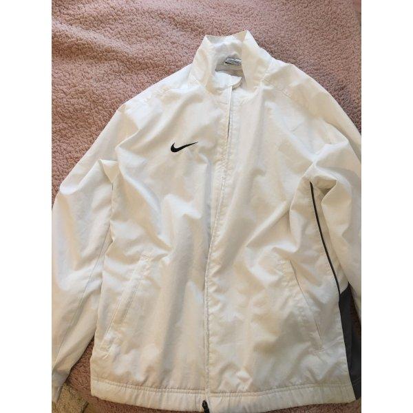 nike vintage trainingsjacke weiß