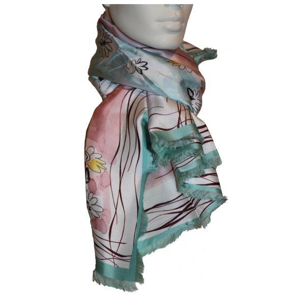 Nina ricci Silk Cloth multicolored silk