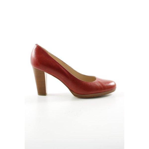 Noe High Heels rot Business-Look