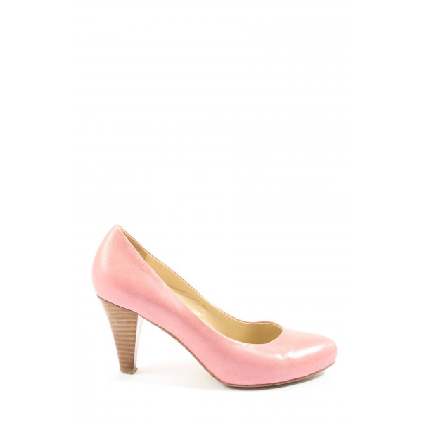 Noe Hochfront-Pumps pink Business-Look
