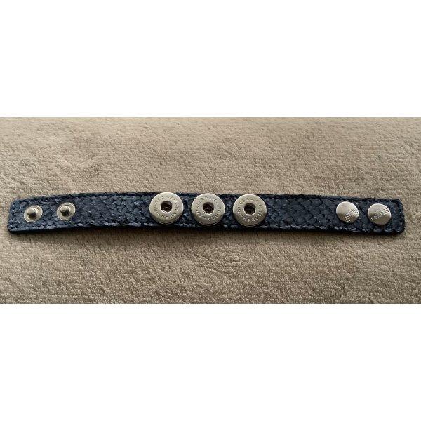 Noosa Amsterdam Leder Armband Fisch Leder