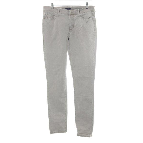 NYDJ Five-Pocket-Hose hellgrau Casual-Look