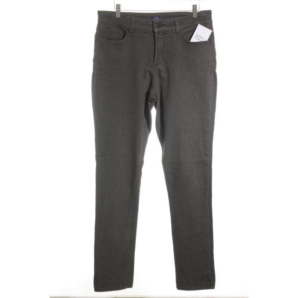 NYDJ Stretchhose graubraun Casual-Look