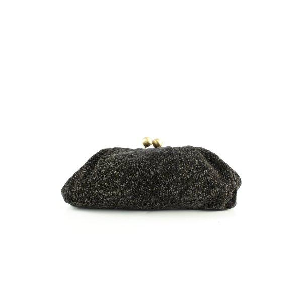 Oasis Clutch schwarz-grün Elegant