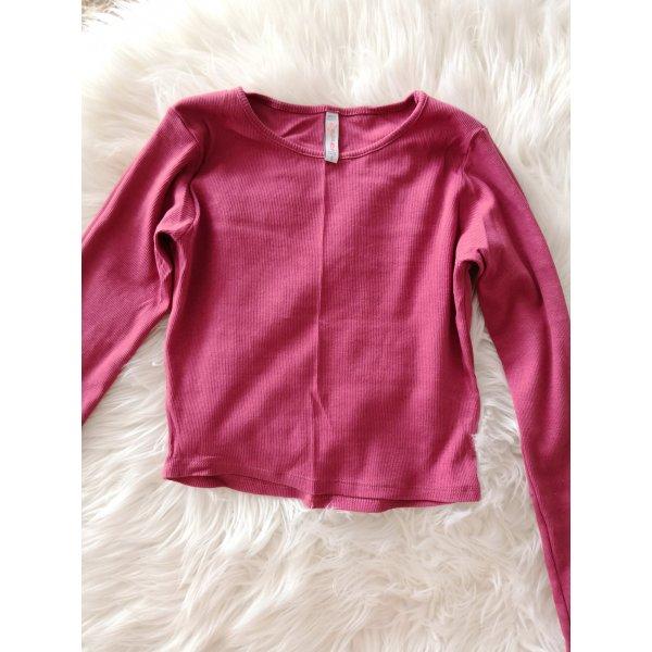 Tally Weijl Shirt stoffig roze