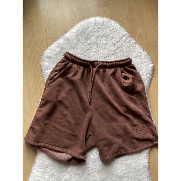 Oh Polly Bo+Tee tie waist jogger Shorts