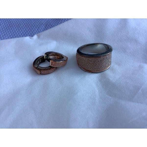 Ohrringe mit Ring