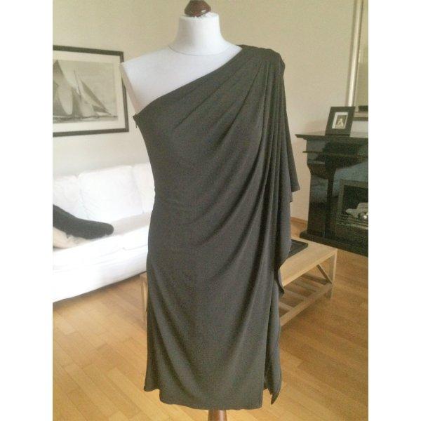 one shoulder kleid von alba moda m dchenflohmarkt. Black Bedroom Furniture Sets. Home Design Ideas