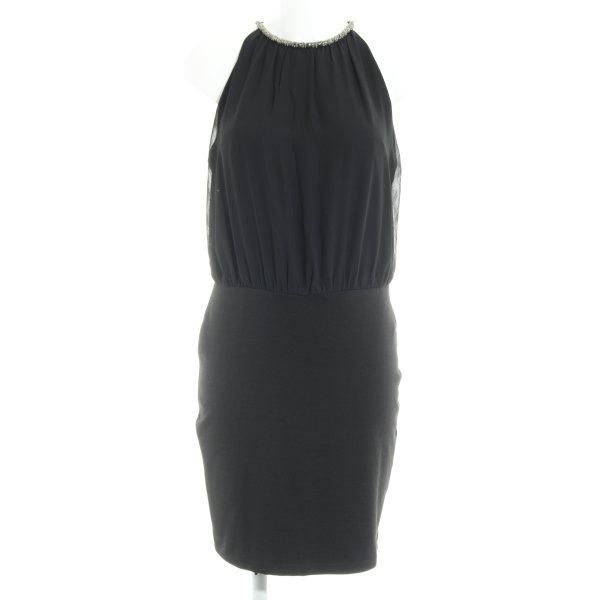 Only Blusenkleid schwarz Elegant