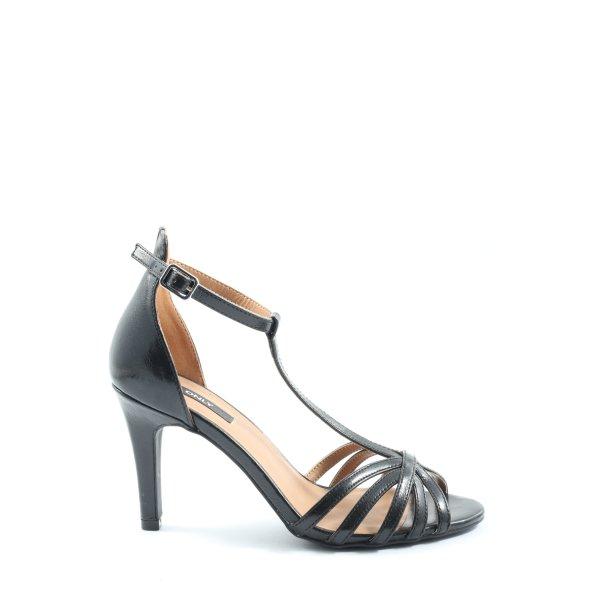 Only High Heel Sandaletten schwarz Elegant