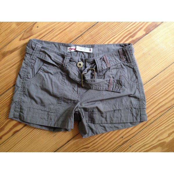 ONLY Shorts Olivgrün Khaki Combat 36 S