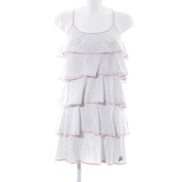Only Trägerkleid hellbeige-rosé Casual-Look