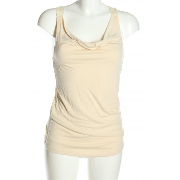 Only Trägertop creme Casual-Look