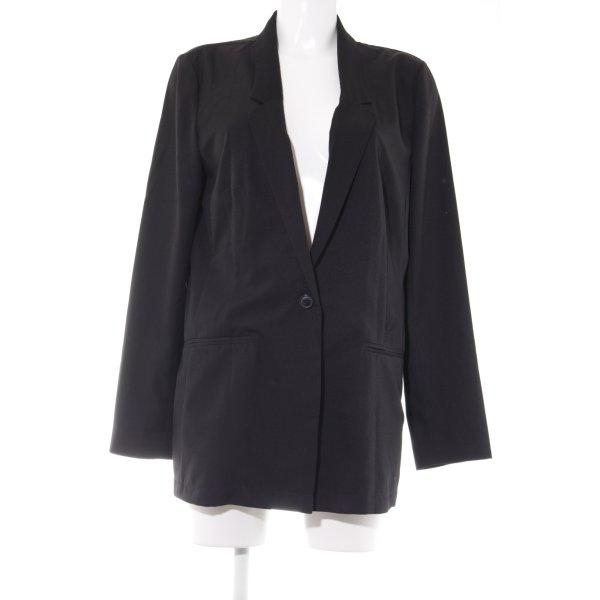 Opus Long-Blazer schwarz Elegant