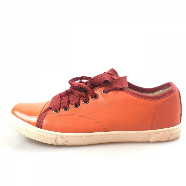 Orange  Lanvin Sneaker