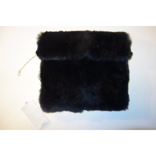 3.1 Phillip Lim Accessory black pelt