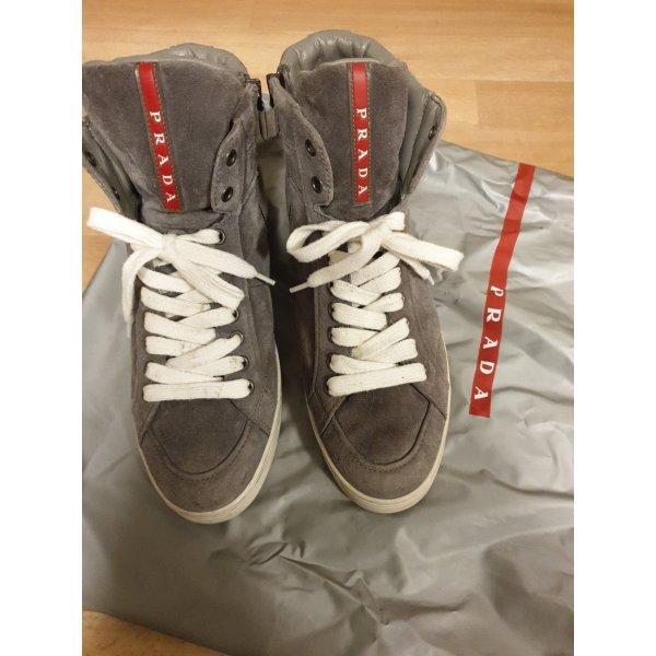 Orginal Prada Sneaker Grau Grösse 40