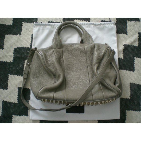 Alexander Wang Carry Bag multicolored leather