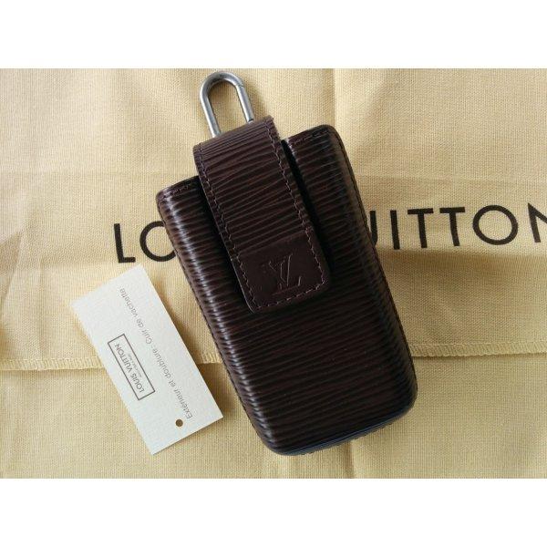 Louis Vuitton Étui pour téléphone portable multicolore cuir