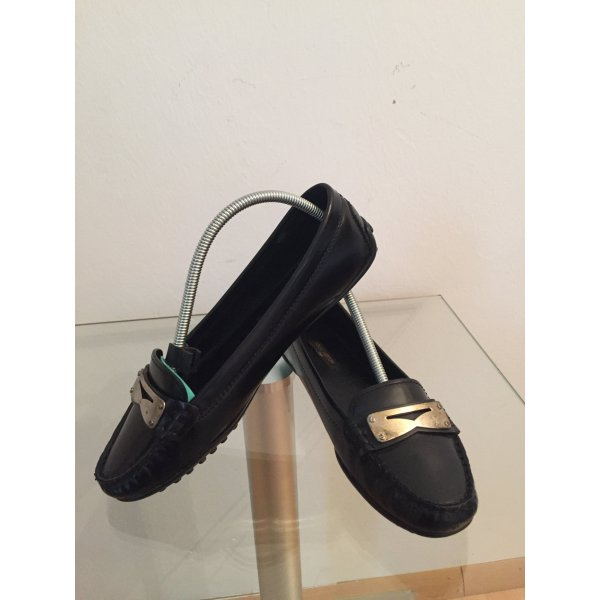 Louis Vuitton Mocassins noir