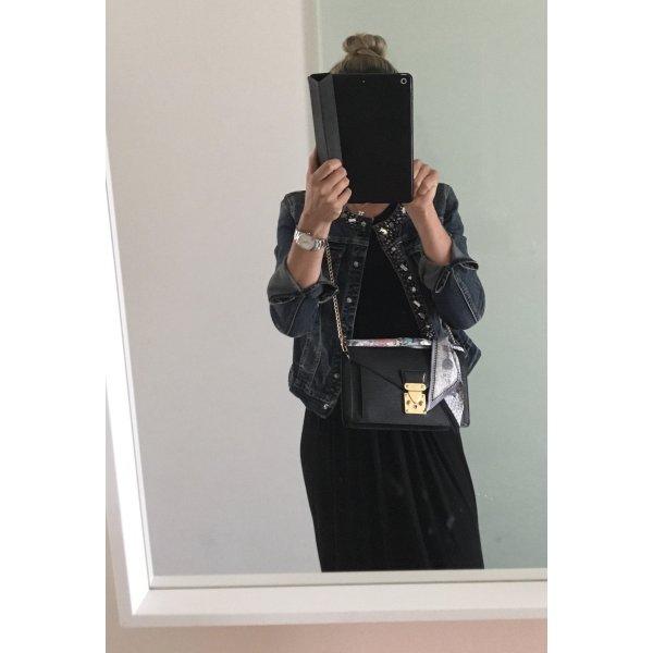Original Louis Vuitton Pochette Monceau Sellier Epi Noir