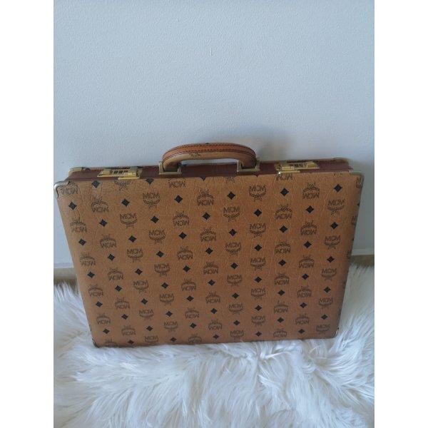Original MCM Koffer Vintage Pur
