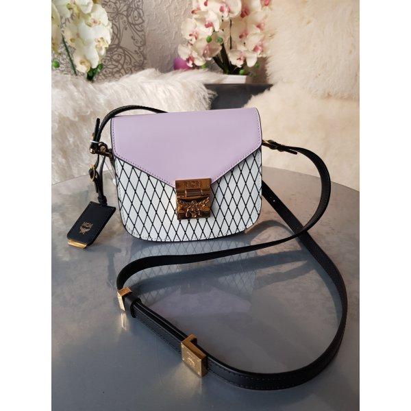 Original MCM Tasche Rombi Shoulder Bag & Rechnung