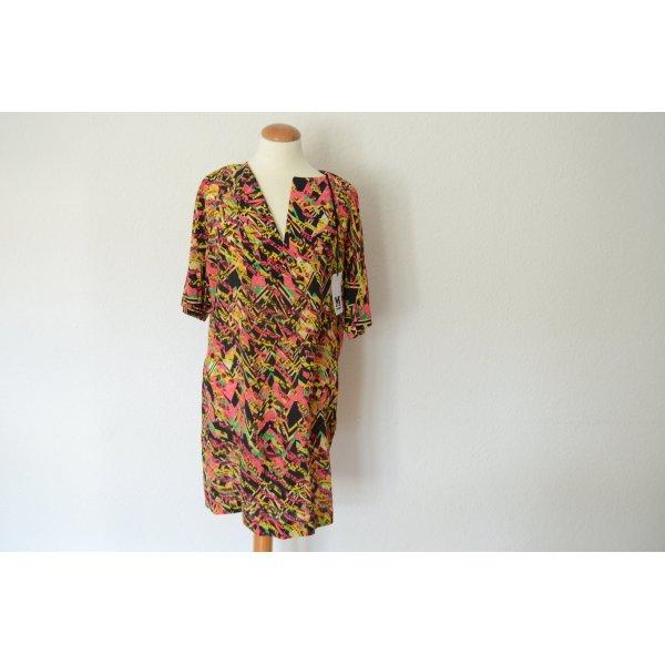 Original MISSONI Seidenkleid NEU mit Etikett! 34 IT 38 Kleid 100% Seide