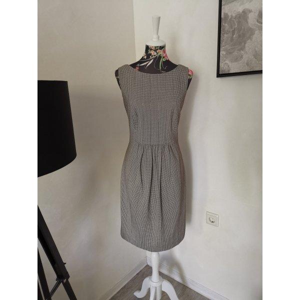 Original Prada Etui Kleid Gr 38 ital 44 braun weiss