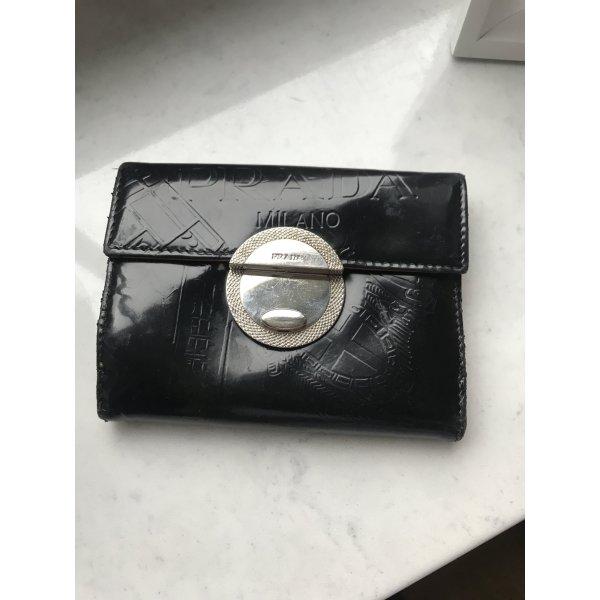 Original Prada Portemonnaie schwarz