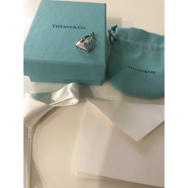 Original TIFFANY & CO Handtaschen Charm Emaille Ketten Anhänger Element 290€ OVP
