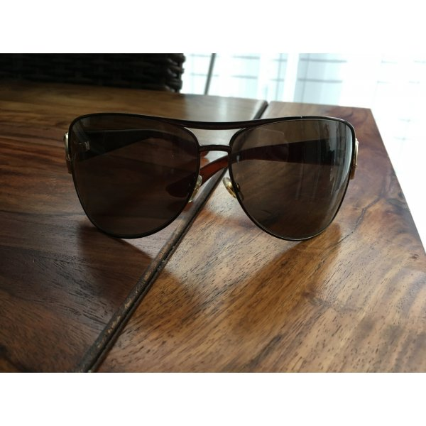 Originale Gucci Brille / Pilotenbrille