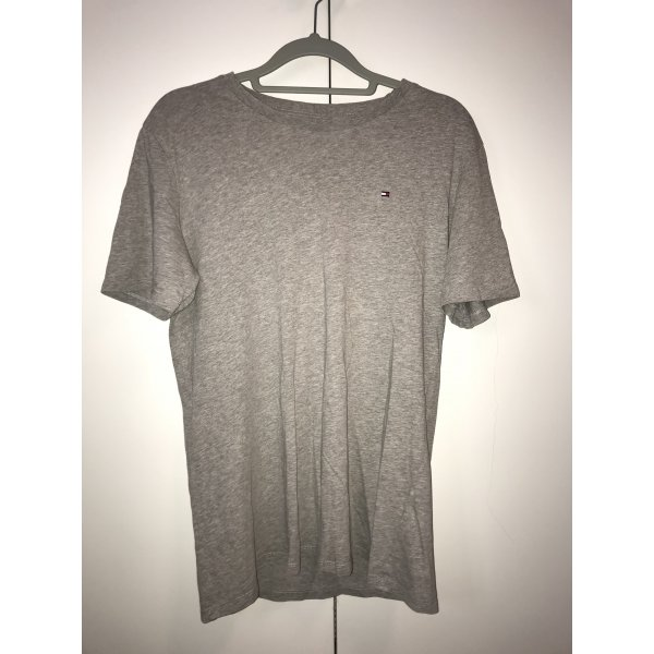 Originales graues Tommy Hilfiger T-Shirt