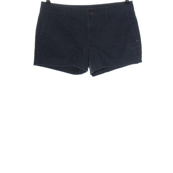 Orsay Hot Pants blau Casual-Look