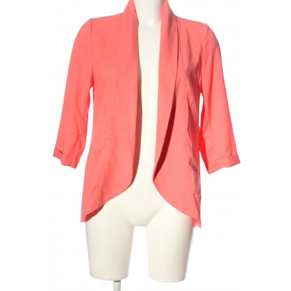 Orsay Long-Blazer pink Casual-Look