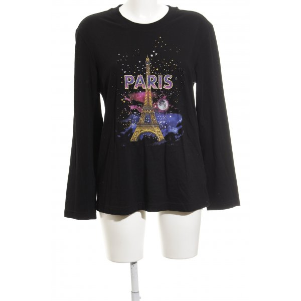 & other stories Longshirt mehrfarbig Casual-Look