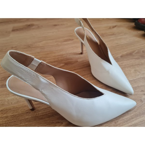 &other Stories New Bridal pumps