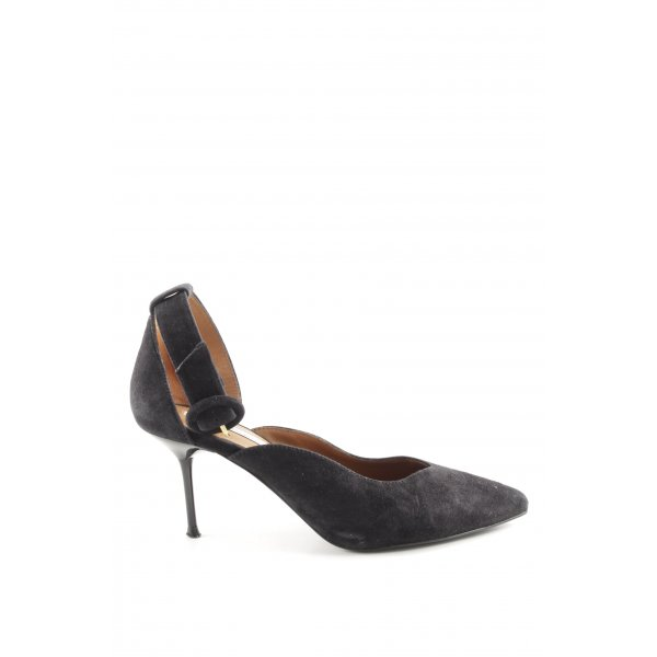 & other stories Slingback-Pumps schwarz Elegant
