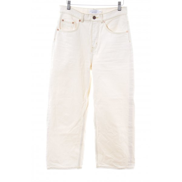 & other stories Straight-Leg Jeans creme Casual-Look