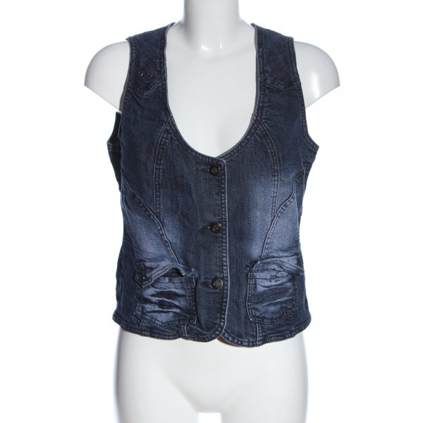 OUTFIT Classic Jeansweste