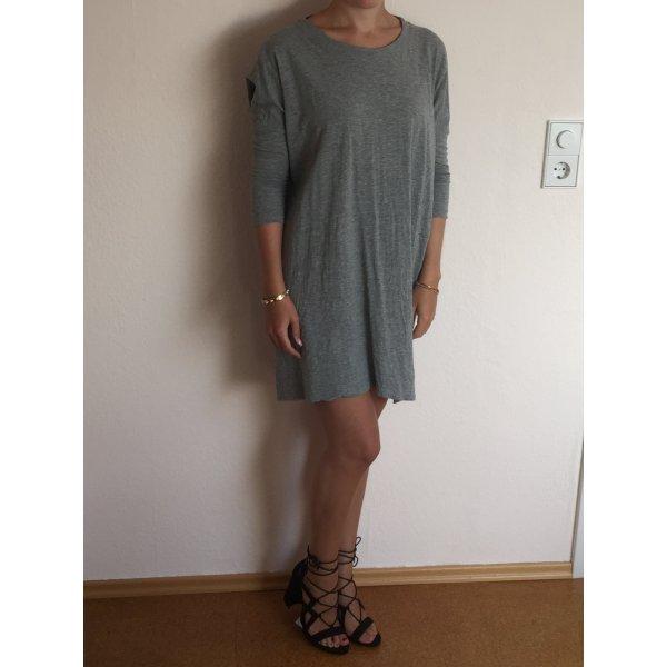 Oversize T-Shirt- Kleid