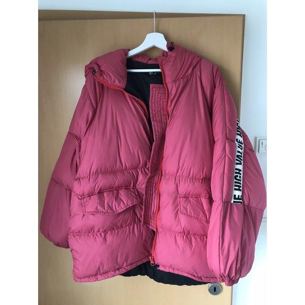 Oversized Jacke von ZARA Größe M