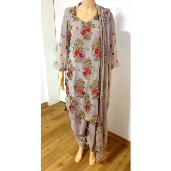 Pakistani afg indien Embroidered Kleidung
