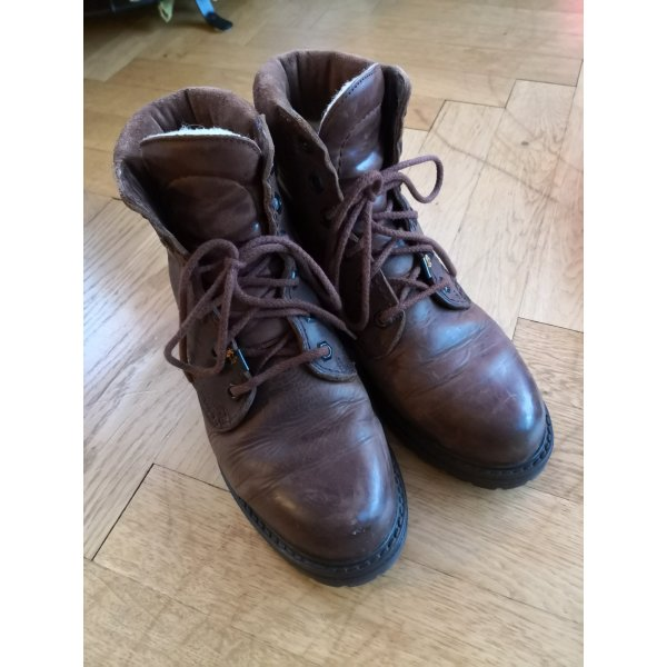 Panama Jack Boots mit Fell
