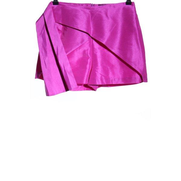 Shorts pink Glanz-Optik