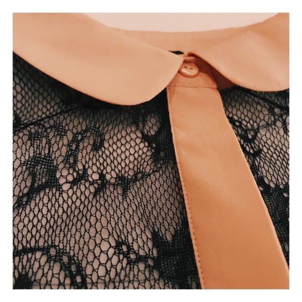 Asos Blouse veelkleurig Polyester