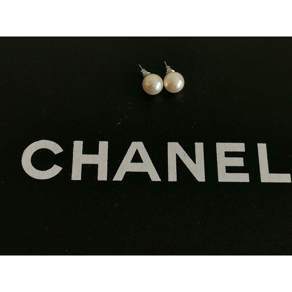 Perlen Ohrringe Vintage